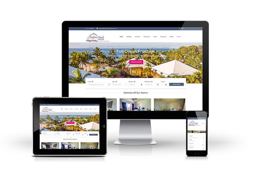 byron web design