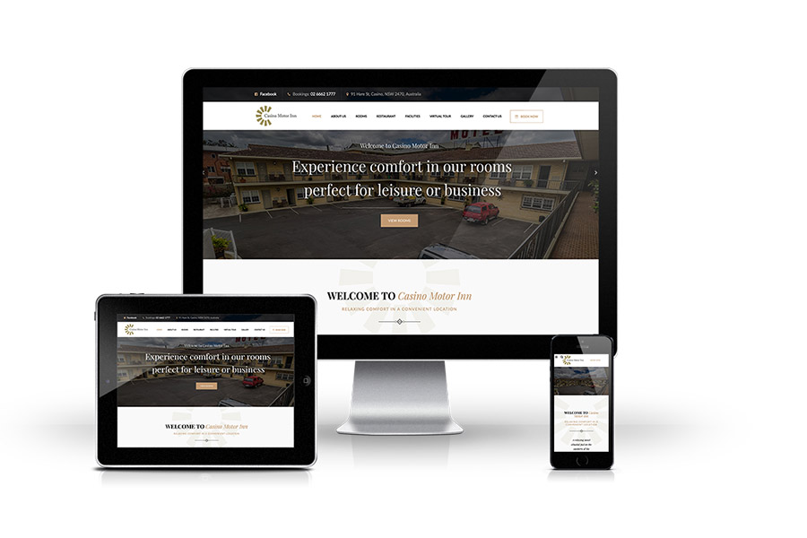 web design casino